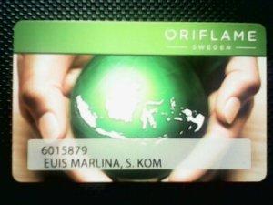 ID Card Oriflame